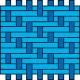 綾畳織 金網